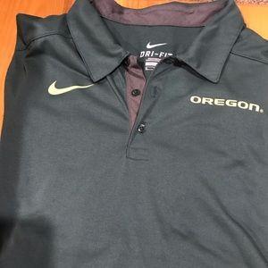 Men's Nike Oregon Duck Polo Shirt-XL